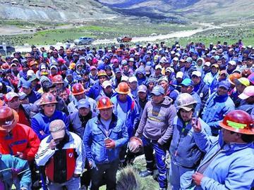 Cooperativas anuncian inicio de trabajo en yacimiento Jayaquila