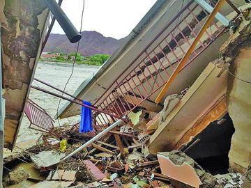 Inicia la reposición de viviendas para los damnificados de Tupiza