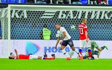 FIFA investiga incidentes de racismo en Rusia