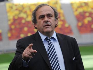 Michel Platini critica a miembros de la FIFA y del TAS