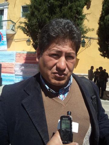 Cotagaita rechaza ir a elecciones municipales