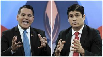 Costa Rica define hoy en la segunda vuelta a su próximo presidente
