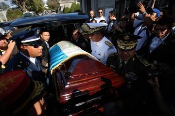 Muere exdictador Rios Montt en Guatemala juzgado por genocidio