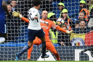Tottenham gana a Chelsea por primera vez en 28 años