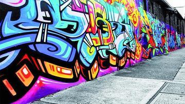 El grafiti artístico será con 15 competidores el jueves