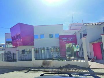 Entregarán un edificio de salud en Las Delicias