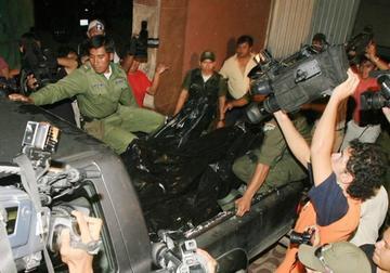La CIDH admite denuncia contra Evo por caso Hotel Las Américas