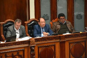 Interpelación: Carlos Romero recibe el voto de confianza