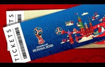 La FIFA vendió 1.7 millones de entradas