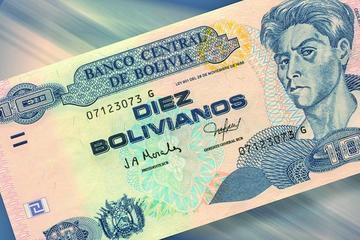 Evo presenta el 10 de abril el nuevo billete de Bs 10