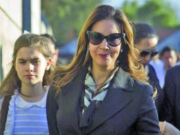 La hija del fallecido exdictador Ríos Montt promueve partido político