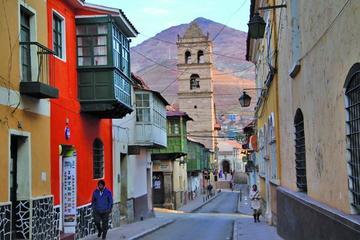 Inician charlas de Potosí y de su cerro