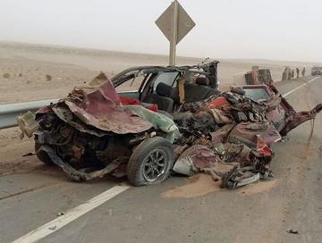 Más de 60 personas mueren en accidentes