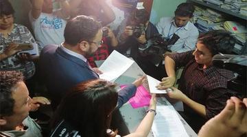 Transparencia acusa a alcalde Leyes ante la Fiscalía por caso Mochilas