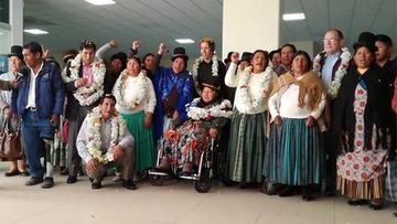 Víctimas de Octubre exigen traer a Sánchez de Lozada