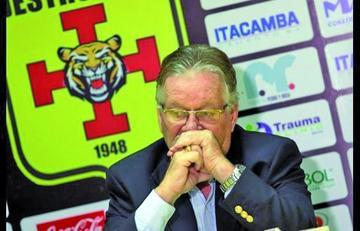 Pedro Rivero renuncia a la presidencia de Destroyers