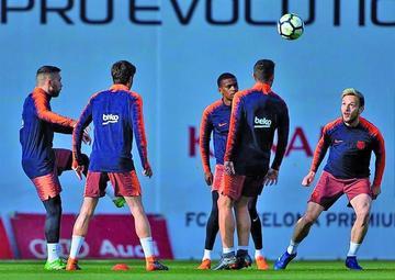"""Barza recibe a Leganés en el """"Camp Nou"""""""