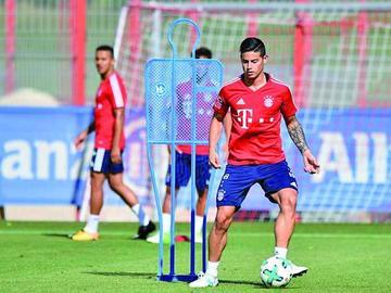 Bayern está a un punto del título de la Bundesliga