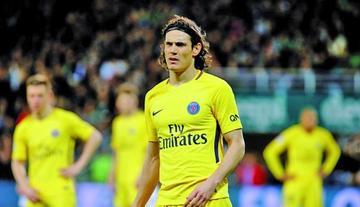 París Saint-Germain consigue un empate gracias a un autogol de Saint-Ètienne