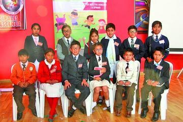 En reunión eligen niños concejalitos