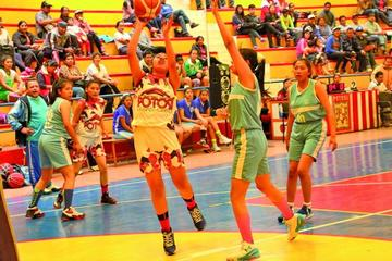 Potosí alberga el torneo de básquet del sur