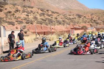 "El circuito ""Satélite"" alberga la primera prueba de karting"