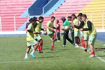 Nacional se acuartela en Santa Cruz para la Copa