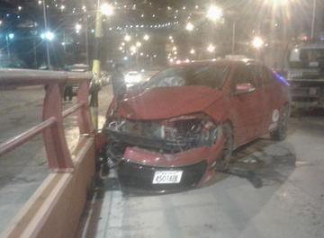 Tránsito atiende 81 casos entre accidentes y faltas