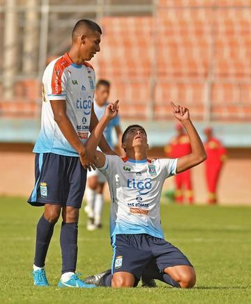 "Blooming recibe en el ""Tahuichi"" al Bahía FC"