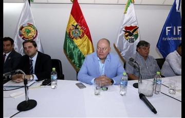 Dirigentes eligen al presidente de la FBF