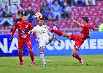 Liga gana con apuros a Guabirá