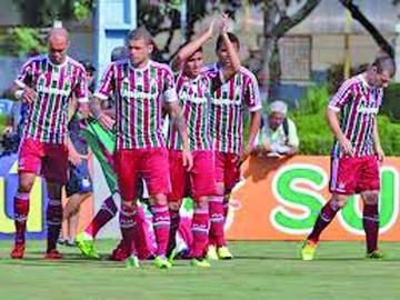 Fluminense quiere lograr una amplia ventaja en casa