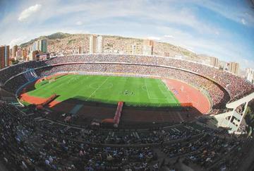 """Remodelación del estadio """"Siles"""" queda descartada"""