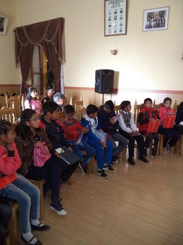 Los niños Concejales sesionan hoy jueves