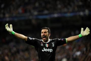 Buffon se despide de la Champions