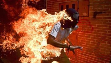 Fotoperiodista venezolano  gana el World Press Photo