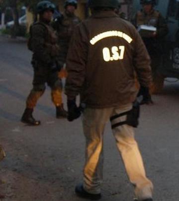 cocaína en la ropa de tres bolivianos