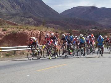 Apuestan al ciclismo para conseguir medallas en los Juegos Trasandinos