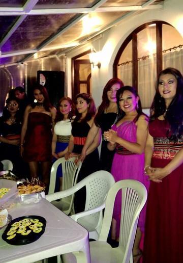 Las Qolque  T'ikas sacan videos en su aniversario