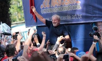 Lula aún domina el escenario electoral pese a estar  preso