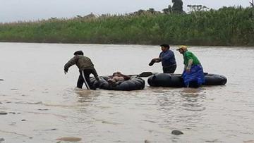 Bermejo: reportan dos personas muertas y una desaparecida en un río