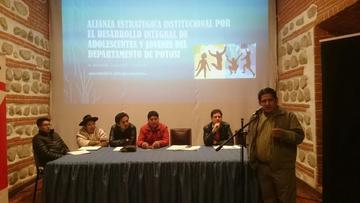 Planifican la difusión de la Ley de la  Juventud