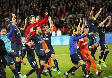 El PSG sella su séptimo título con goleada