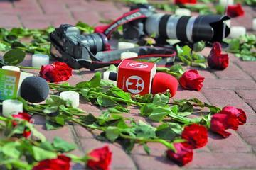 Piden que guerrillero se entregue por el asesinato de periodistas