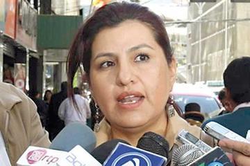 Un Comité de Naciones Unidas acepta demanda de la exdiputada Delgado