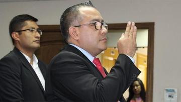 Nelson Cox regresa de viceministro a seis años de su polémica salida