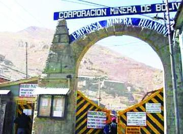 Fallece otro minero víctima de la explosión en mina Huanuni