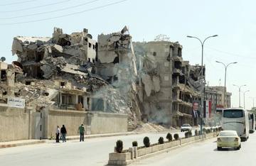 Gobierno de Siria prepara una ofensiva en el sur de Damasco