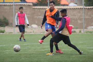 Lilas están listos para enfrentar a Universitario en el torneo de Reservas