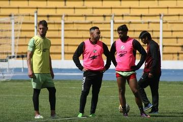 Nacional sufre la baja de tres jugadores para retar a Blooming